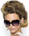 capelli raccolti - ladylike summer hairstyle