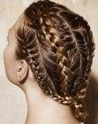 acconciature - cornrow braids