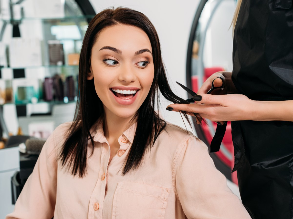 Cambiare stile di capelli - La tua pettinatura rispecchia il tuo ... 70d0b6e1d491