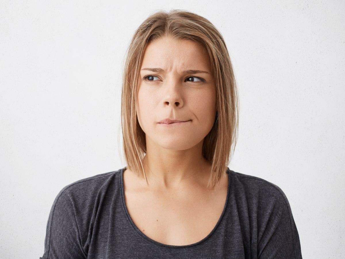 Crescita anomala di peli nella donna