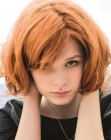 capelli corti - light short bob