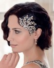 capelli corti - Gatsby look with a hair comb