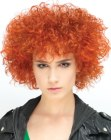 tagli alla moda - orange curls