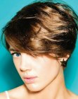 capelli corti - easy summer hairstyle