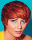 acconciature corte – chic short hairstyle