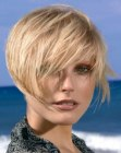 tagli di capelli - short haircut with energy