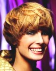 capelli corti per donne – carefree short hair