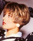 tendenze capelli corti - short hairstyle