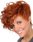 tendenze capelli corti - short hair with graduated sides