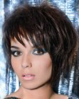 acconciature corte - carefree short haircut