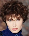 capelli corti - soft short hairstyle