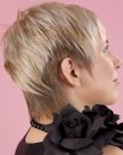 tagli corti – feisty short haircut
