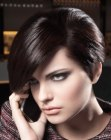 capelli corti trendy – short haircut for the office