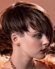 acconciature corte – millimeter short hair