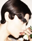 tagli corti – short retro hairstyle