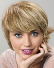 nuove acconciature - short curved haircut
