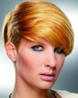 nuove acconciature - hair with an undercut section