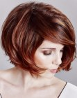 capelli moderni – sexy bob with sophisticated lines