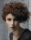 capelli corti - short curly hair