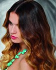 tagli lunghi - long hair with blended colors