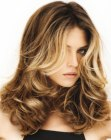 tagli lunghi - natural looking highlights