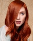 capelli lunghi - supple red hair