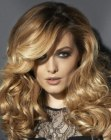capelli lunghi - blonde hair with curls