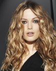 capelli lunghi - undone look for long hair