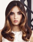 capelli lunghi - highlights