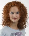 tagli lunghi - red hair for summer