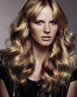 tagli lunghi – wild look for long hair