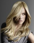 tagli lunghi trendy - blond hair nuances