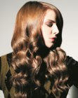 capelli lunghi - wavy hair extensions
