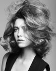 tagli lunghi - destructed hair