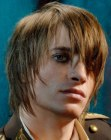looks per uomini – boy hair style with bangs