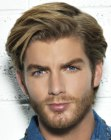 acconciature per uomini - summer hairstyle for men