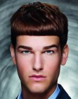 acconciature per uomini - hairstyle for fashionable men