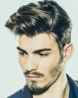 acconciature per ragazzi - hair and beard match